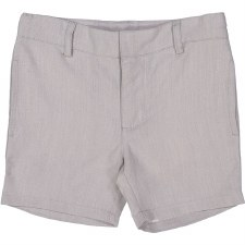 Analogie Linen Shorts Grey 18M