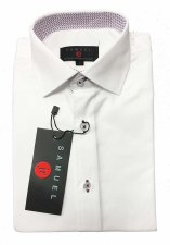 White Shirt W/ Colored Trim Wi