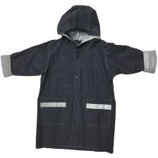 Raincoat Navy 3