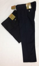 Husky Poly Cotton Pants (Slim)