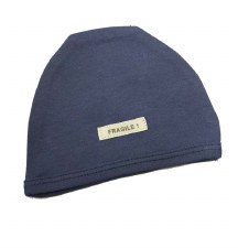 Baby Hat Blue 0-3M