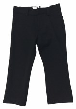 Skinny Stretch Pants Black 2