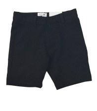 Skinny Stretch Shorts Black 4