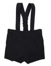 Overalls Black 9M