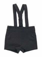 Overalls Charcoal 9M