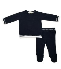 FRAGILE 2pc Set Black/White 9M