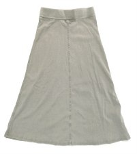 Long Tshirt Skirt Grey 7