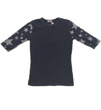 Denim Stars Tshirt Dark 8