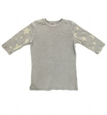 Denim Stars Tshirt Grey 7