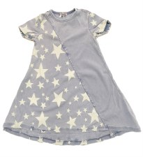 Denim Star Dress Light 4