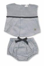 Knit Combo Bloomer Set