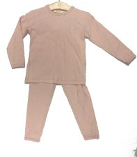 Textured Cherry PJ Pink 6