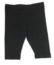 Cotton Capris Black 6M