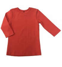 24/7 Solid Tshirt Coral 10