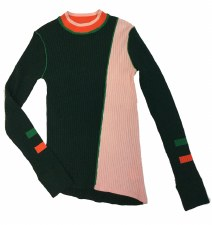 Ribbed Teen Sweater Hunter XL(