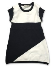 Knit Jumper Black/White 7