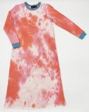 Waffle Tie Dye NG Pink M(12)