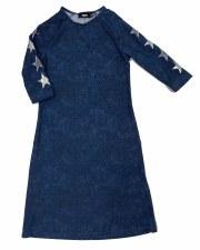 Denim Cover Up Blue 6
