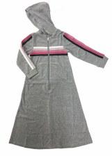 Terry W/ Stripes Grey 12