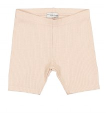 Lil Legs Ribbed Shorts Pink 3T