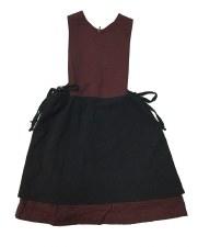 2tone Jumper Burgundy/Black 12
