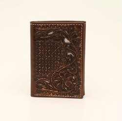 Ivory Underlay Trifold Wallet