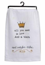 Tiara Flour Sack Towel
