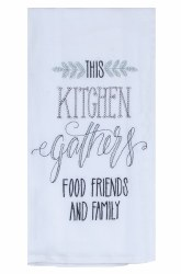 Farmhouse Kitchen Flour Sack Towel