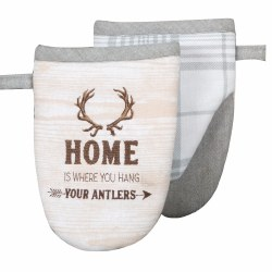 Lodge Antler Home Grabber Mitt