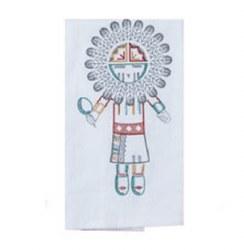 Kachina Flour Sack Towel