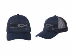 Mens Navy Cinch Cap