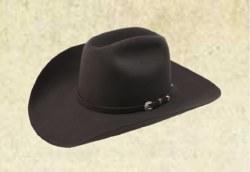 AHC Ranch Cowboy Steel Felt 7X Hat