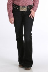 Ladies Black Lynden Trouser