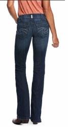 Ladies REAL Angel Boot Cut Jean