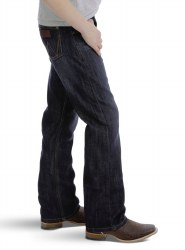 Boys Retro Relaxed Boot Cut Jeans