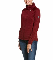 Ladies Vanquish Full Zip Jacket