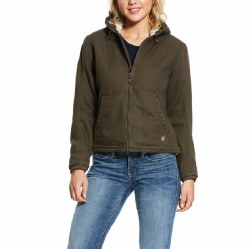 Ladies REAL Outlaw Insulated Jacket