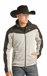 Mens Tuf Cooper Fleece Jacket