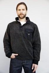 Kimes Black Whisky Sweater