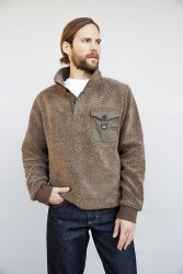 Kimes Brown Whisky Sweater