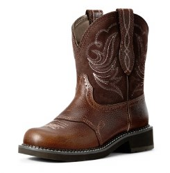 Ladies Heritage Copper Fatbaby Boot