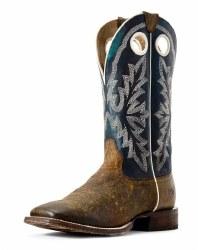 Mens Woodsmoke Square Toe Boot