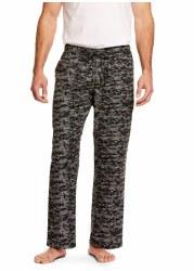 Mens Digi-Camo Flannel Pajama Pants