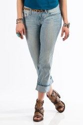Ladies Light Abby Slim Fit Jean