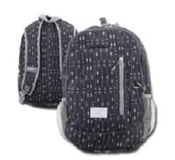 Hooey Dk Grey Arrows Backpack