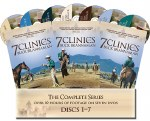 7 Clinics with Buck Brannaman  Set of 3 DVDs