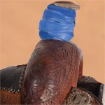 Classic Roper Wrap Blue