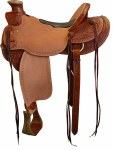Frontier 20X Wade Saddle 16""