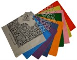 Classic Bandana - Assorted Light Colors