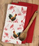 Farm Nostalgia 3pc Flour Sack Towels